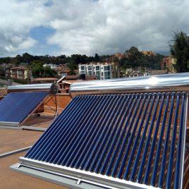 Calentador solar de agua 100, 150, 200 y 300 Litros