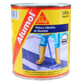 Alumol – Pintura reflectiva de aluminio